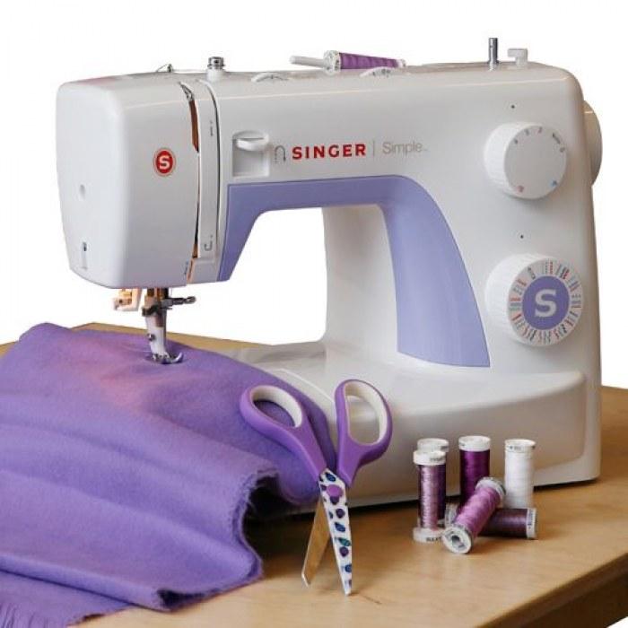 Macchina per cucire singer simple 3232 shopping cucito for Macchina da cucire singer simple
