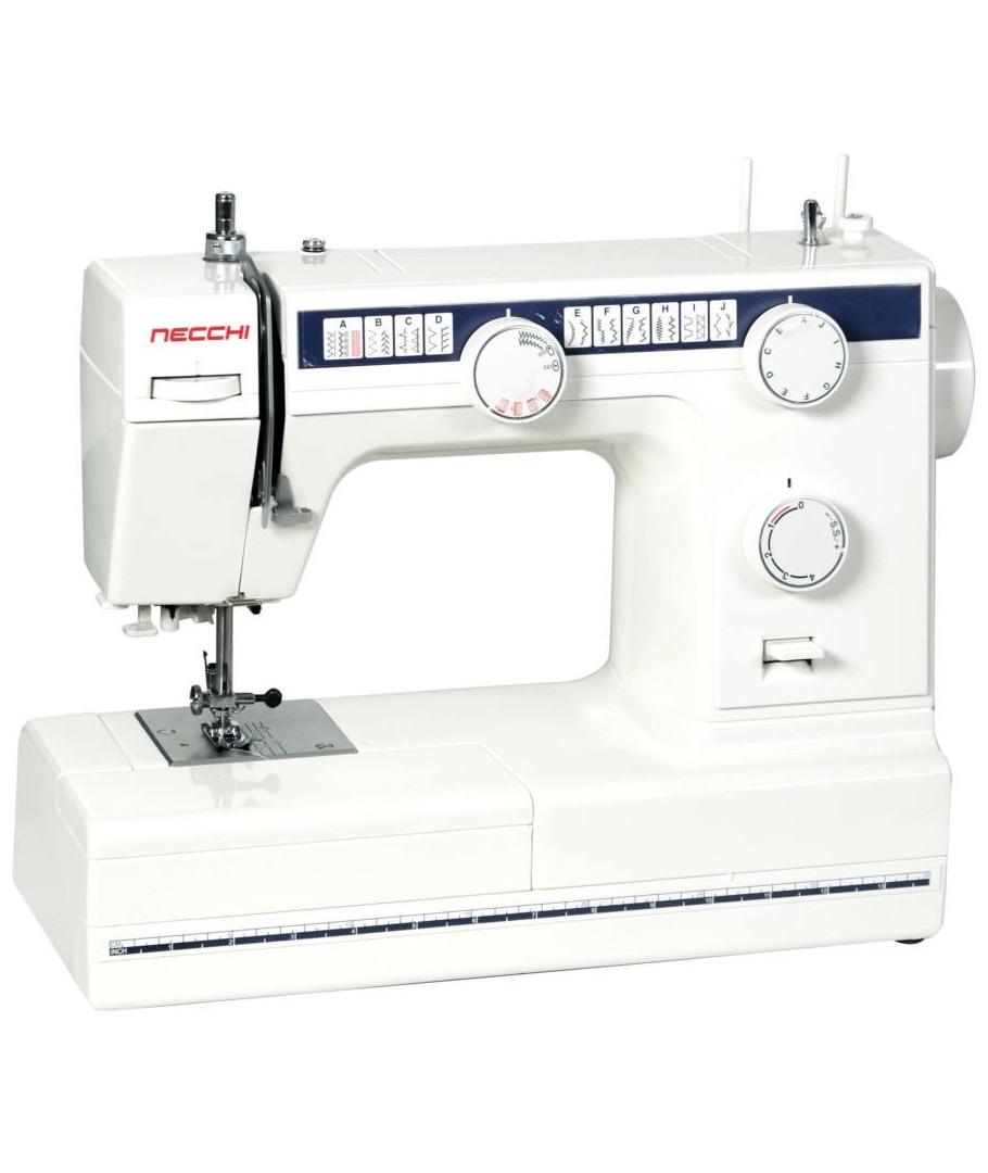 Macchina per cucire necchi n296hd shopping cucito for Pedale per macchina da cucire necchi