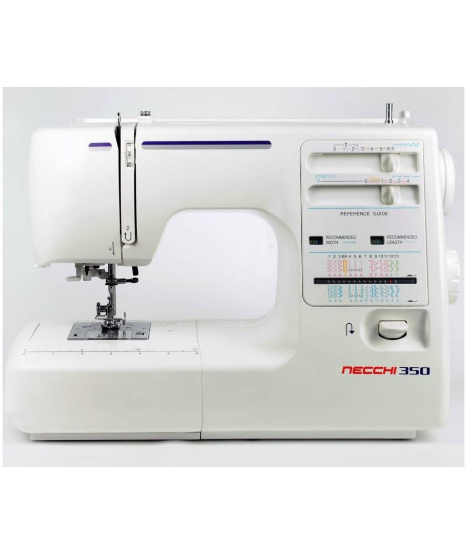Macchina per cucire necchi n350 shopping cucito for Cucire macchina