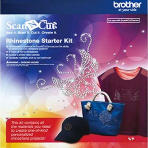 Starter kit per applicare gli strass Brother ScanNcut