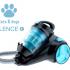 Aspirapolvere H.Koenig SLC85B per animali domestici