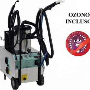 Carwash Bieffe BF310Z pulizia vapore interni esterni auto con ozono