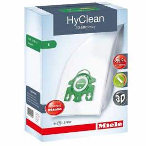 Sacchetti HyClean 3D Efficiency U Originali Miele